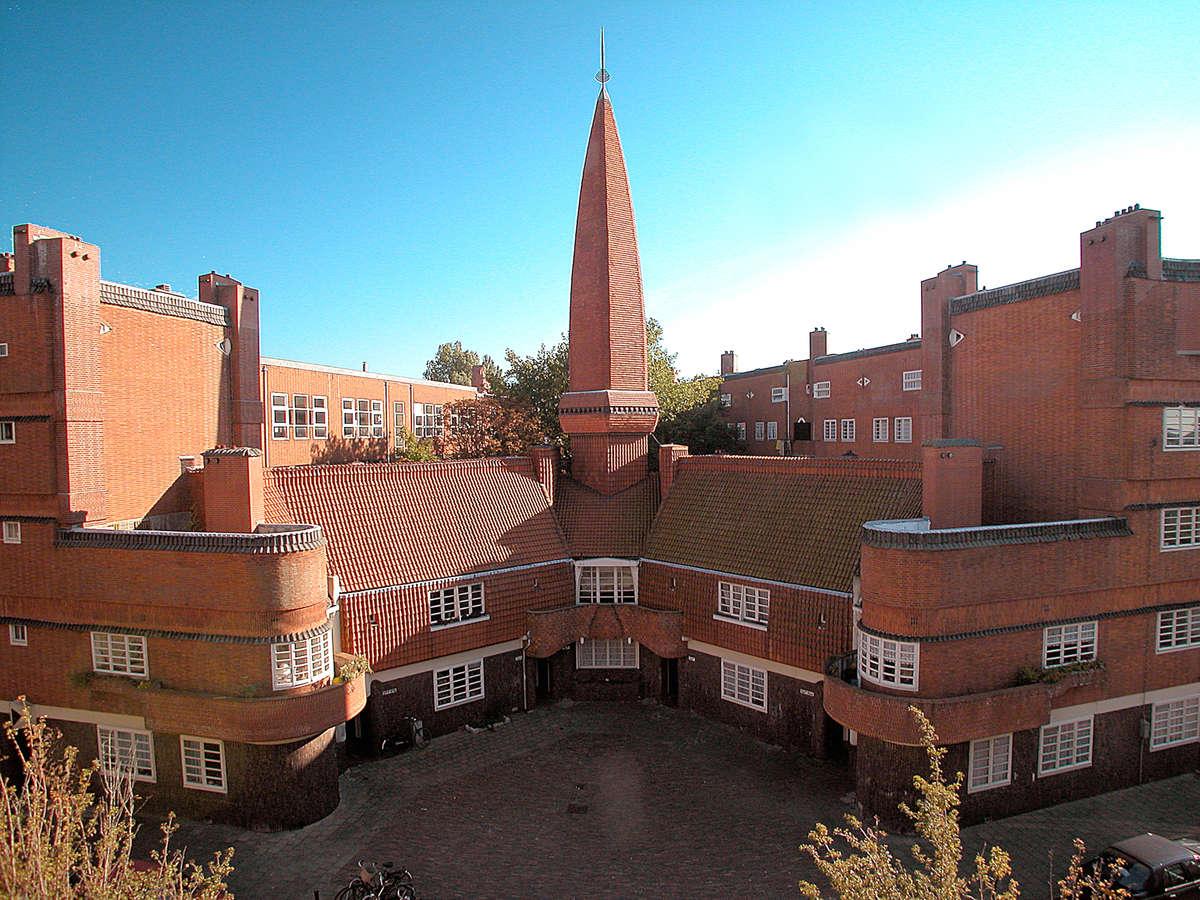 Amsterdam School architecture