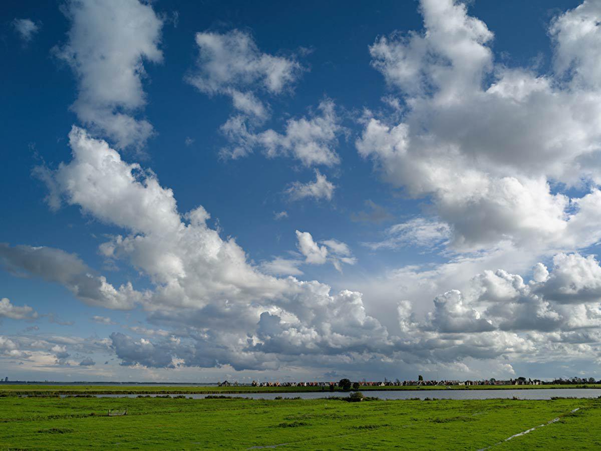 Volendam, Edam and Marken