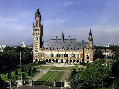 The Hague: city of International Justice